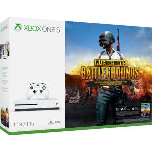 Microsoft Xbox One S 1TB + Playeruknown's Battlegrounds
