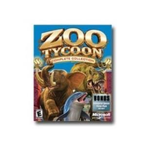 Microsoft Zoo Tycoon Complete Collection