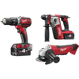 Milwaukee M18 BPP3A-402B Kit