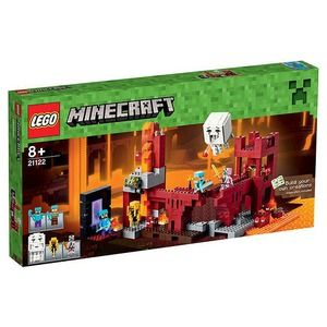 Lego Minecraft 21122 La Fortezza Nether