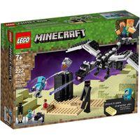 Lego Minecraft 21151 La battaglia dell'End