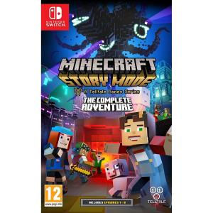 Telltale Minecraft: Story Mode The Complete Adventure