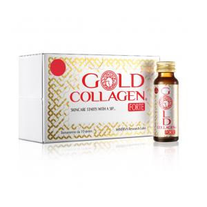 Minerva Research Labs Gold Collagen Forte trattamento 30 giorni