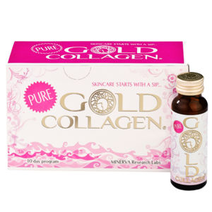 Minerva Research Labs Pure Gold Collagen