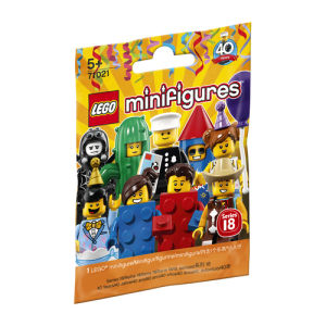 Lego Minifigures 71021 Series 18 Party