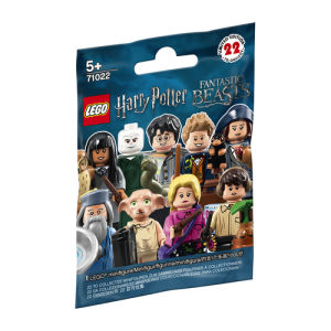 Lego Minifigures 71022 Harry Potter e gli Animali fantastici