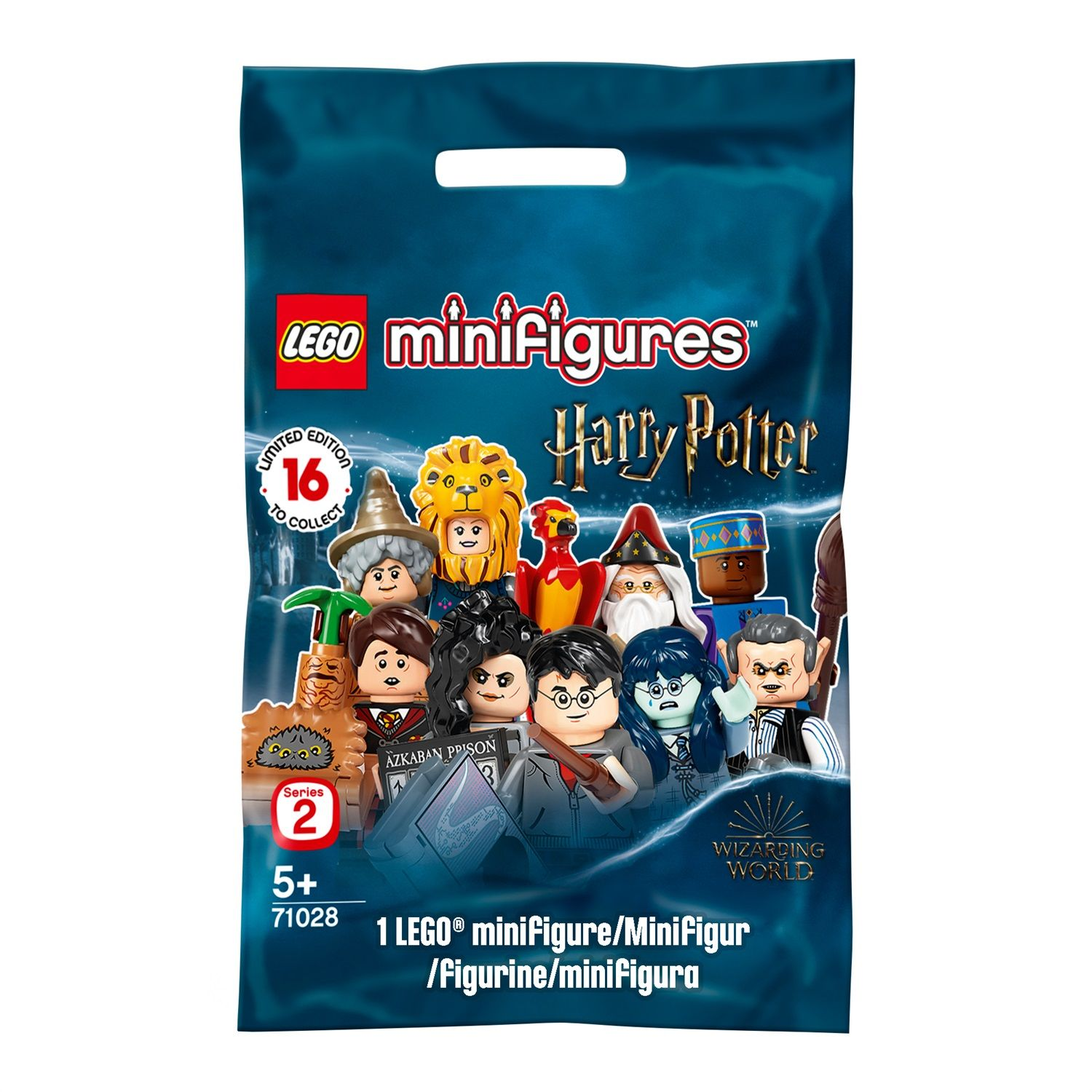 Lego Minifigures 71028 Harry Potter Serie 2
