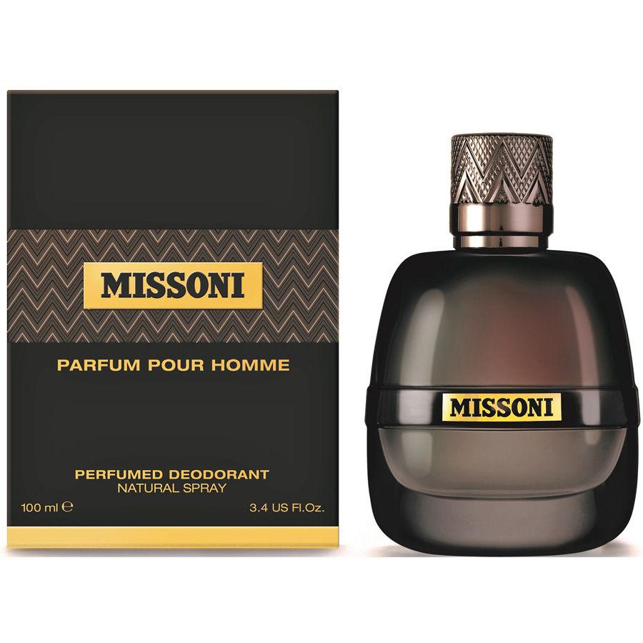 Missoni Parfum pour Homme Deodorante spray 100ml