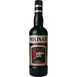 Molinari Liquore Sambuca Caffè
