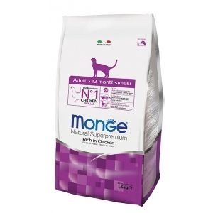 Monge Best For Breeders Adult Gatto (Pollo) 10Kg