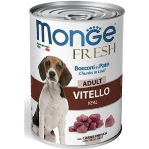 Monge Fresh Dog Adult - Vitello