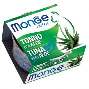 Monge Natural Superpremium Fruits Tonno con Aloe - Kitten