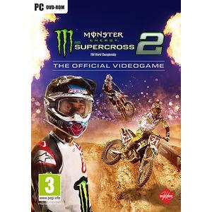 Milestone Monster Energy Supercross 2