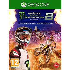 Milestone Monster Energy Supercross 2
