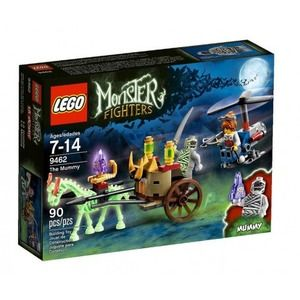 Lego Monster Fighters 9462 La mummia