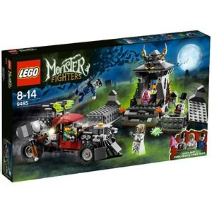 Lego Monster Fighters 9465 Gli zombie