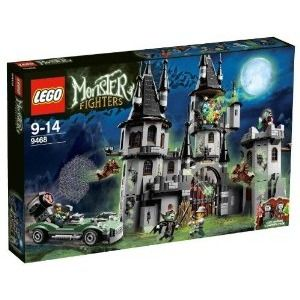 Lego Monster Fighters 9468 Il castello del vampiro