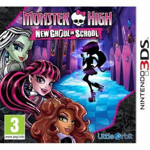 Little Orbit Monster High: Una Nuova Mostramica a Scuola