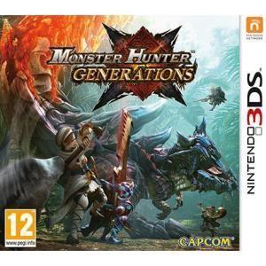 Capcom Monster Hunter Generations