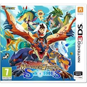 Capcom Monster Hunter Stories
