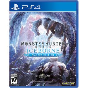 Capcom Monster Hunter World: Iceborne - Master Edition