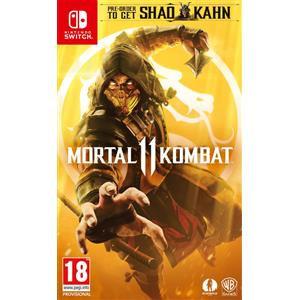 Warner Bros. Mortal Kombat 11