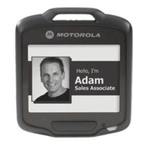 Motorola Smart Badge SB1