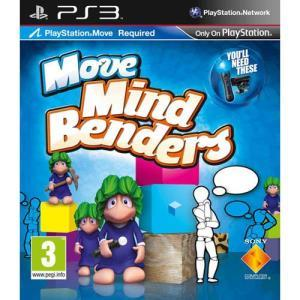 Sony Move Mind Benders