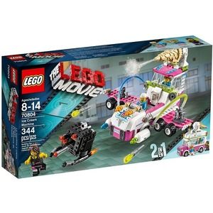 Lego Movie 70804 Il furgone dei gelati