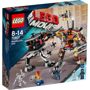 Lego Movie 70807 Il duello di Barbacciao