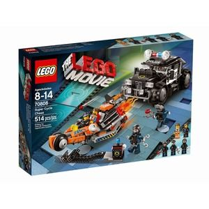Lego Movie 70808 Inseguimento sulla super cycle