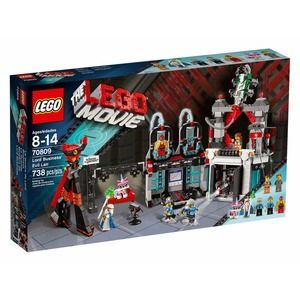 Lego Movie 70809 Il covo malefico di Lord Business