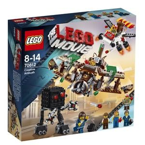 Lego Movie 70812 Agguato creativo