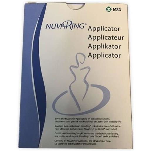 MSD Italia Nuvaring Applicatore 3pezzi