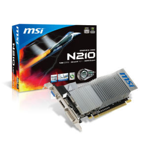 MSI GeForce 210 1GB (N210-MD1GD3H/LP)
