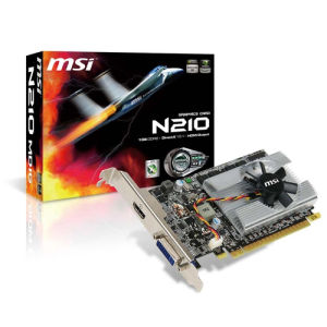 MSI GeForce 210 512MB (N210-MD512)