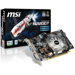 MSI GeForce GT220 512MB (N220-MD512)