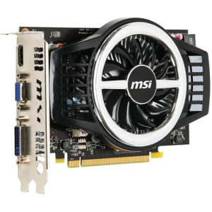 MSI GeForce GT240 1GB (N240GT-MD1G/D5)