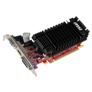 MSI GeForce GT610 1GB (N610GT-1GD3H/LP)