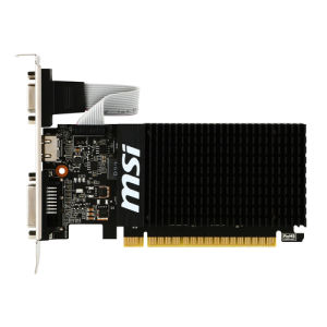MSI GeForce GT 710 1GD3H LP 1GB
