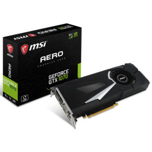 Msi geforce gtx1070 aero 8gb