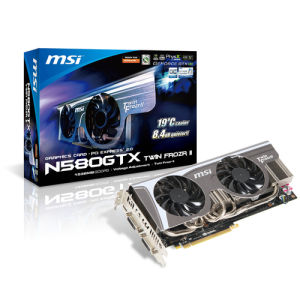 MSI GeForce GTX580 1.5GB (912-V255-015)