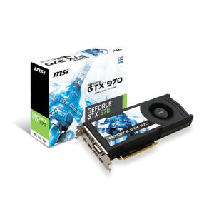 MSI GeForce GTX970 OC 4GB