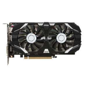 MSI GeForce GTX 1050 2GT OC 2GB