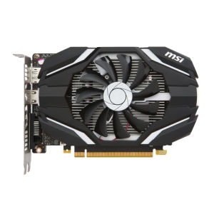 MSI GeForce GTX 1050Ti 4GB