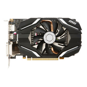 MSI GeForce GTX 1060 6GB OC