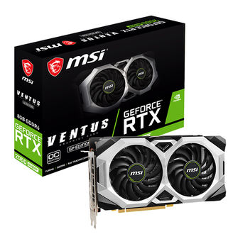 MSI GeForce RTX 2060 SUPER Ventus GP OC 8GB
