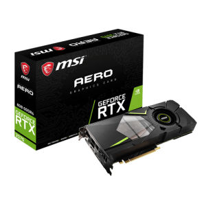 MSI GeForce RTX 2070 AERO 8G