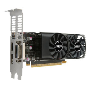 MSI GeForce GTX 1050 TI 4GT LP 4GB