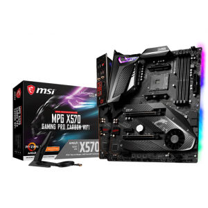 MSI MPG X570 Gaming Pro Carbon WiFi